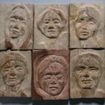 6 Gesichter,Kiefer