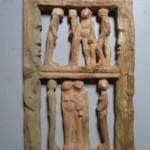 Begegnung, Relief_IMG_5040