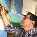 Harald Kriesel - Portrait - Bei der Arbeit - Fotograf_Harald Kriesel