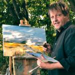 Thomas painting pleinair1